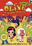 Olive & the rhyme rescue crew - Vol.5